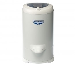 Picture of White Knight 28009  WHITE KNIGHT WHITE 4.1KG 2800 SPIN GRAVITY SPIN DRYER