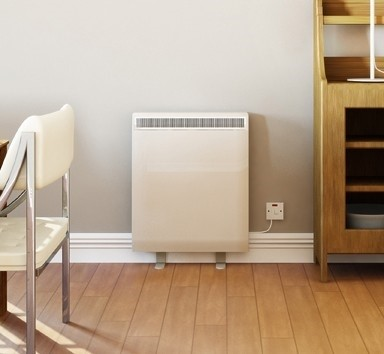 Picture of DIMPLEX XLS12N AUTOMATIC STORAGE HEATER 1.7KW WILLOW WHITE