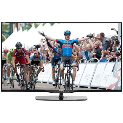 Picture of 50 Sharp LC50LE651 Full HD 1080p smart Digital Freeview HD 3D LED