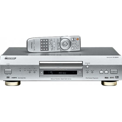Picture of Pioneer DV-868AVi
