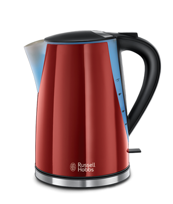 Picture of Russel Hobbs MODE RED KETTLE 21401