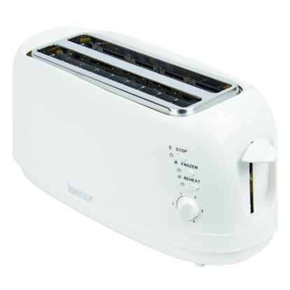 Picture of Igenix IG3020 4 Slice Toaster – White