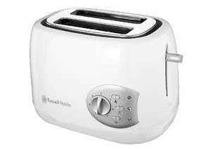 Picture of Russell Hobbs BUXTON 2 SLICE GLOSS WHITE TOASTER RH8541