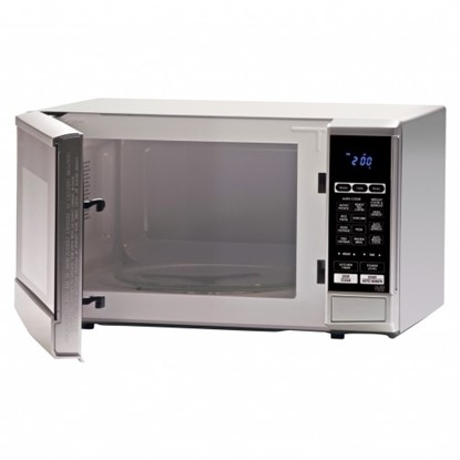 Picture of Sharp 20L microwave with touch control (silver) Silver R274SLM