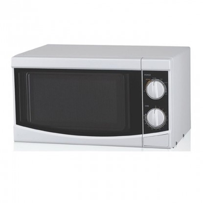 Picture of Royale White 700W 17L Freestanding Microwave MC19W