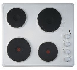 Picture of WHIRLPOOL IGNIS WHITE 60CM SOLID HOB