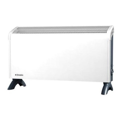 Picture of Dimplex DXC20 Contrast White/Graphite Grey Portable Convector Heater