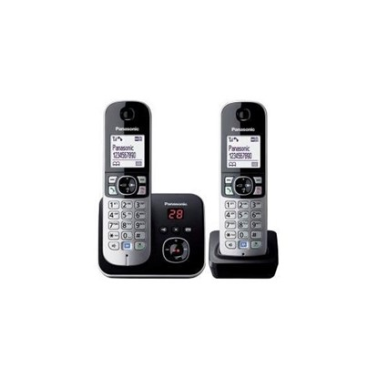 Picture of PANASONIC TWIN CORDLESS DIGITAL TELEPHONES C/W ANSWERPHONE
