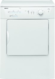 Picture of BEKO 6KG WHITE VENTED TUMBLE DRYER