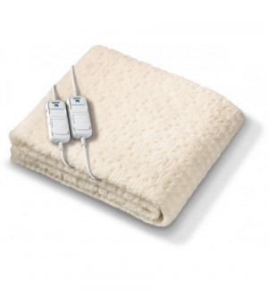 Picture of BEURER HEATED FLEECY MATTRESS COVER DUAL