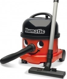 Picture of NUMATIC HENRY CYLINDER VACUUM CLEANER RED