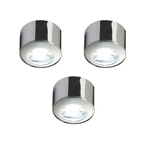 Picture of SAXBY PIPA KIT 1W DAYLIGHT WHITE CABINET LIGHTS 52653