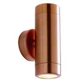 Picture of SAXBY ODYSSEY UP/DOWN COPPER WALL LIGHT