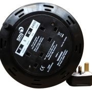 Picture of Greenbrook Cassette Cable Reel 5M 2 Socket Outlet
