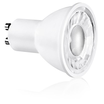 Picture of ENLITE 5W GU10 LED COOLWHITE 550LUMEN LAMP DIMMABLE 4000K