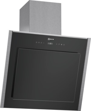 Picture of NEFF D36DT57NOB Chimney Hood with Glass