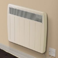 Picture of DIMPLEX PLX1500TI TIMED PANEL HEATER 1500W WILLOW WHITE