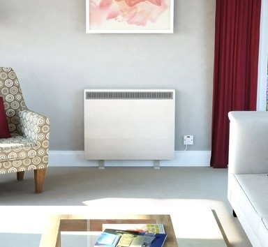 Picture of DIMPLEX XLS18N AUTOMATIC STORAGE HEATER 2.55KW WILLOW WHITE