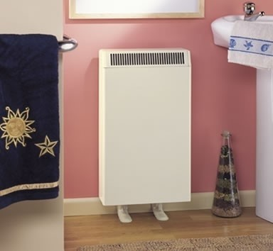 Picture of DIMPLEX XLS6N AUTOMATIC STORAGE HEATER 850W WILLOW WHITE