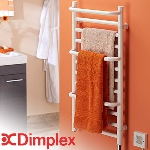 Picture of Dimplex CPTS Stepped Towel Rail