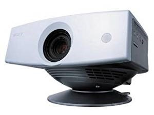 Picture of Sony VPL-HS2 Home Entertainment LCD projector 16:9