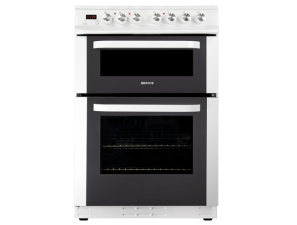 Picture of Servis DC60W - White - Electric Cooker