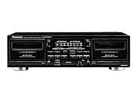 Picture of Pioneer CT-W208R Dual Cassette Deck