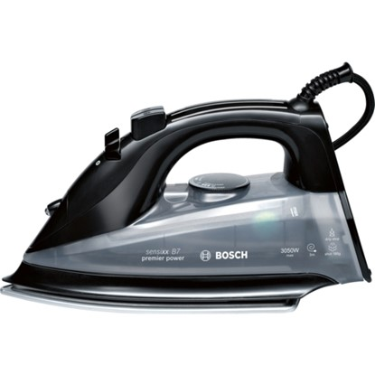 Picture of Steam iron Premier Power black / grey TDA7640GB