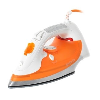 Picture of Brabantia 2200W Steam Iron White/Orange BQ1008
