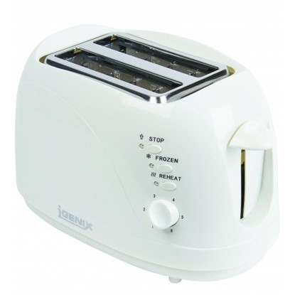 Picture of Igenix IG3001 2 Slice Toaster – White