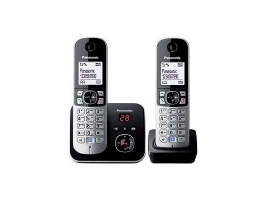 Picture of PANASONIC TWIN CORDLESS DIGITAL TELEPHONES C/W ANSWERPHONE