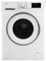 Picture of SHARP 8KG 1400SPIN WASHING MACHINE