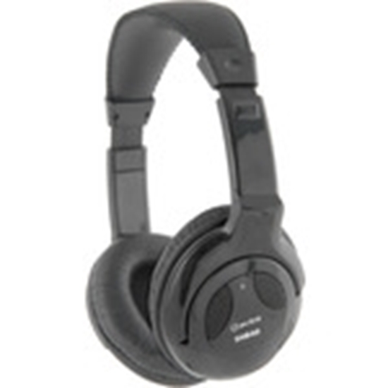 Picture of HIFI BLACK STEREO HEADPHONES