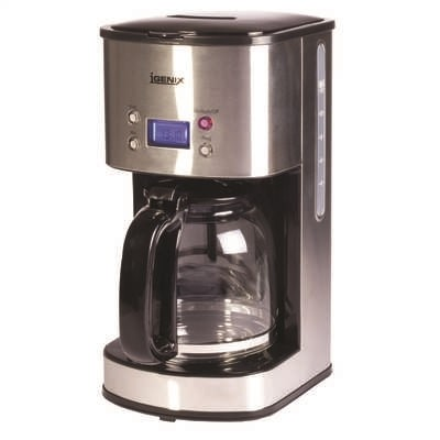 Picture of IGENIX 1.5LITRE DIGITAL FILTER COFFEE MAKER