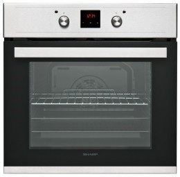 Picture of sharp K69FAIX  Built-in single oven