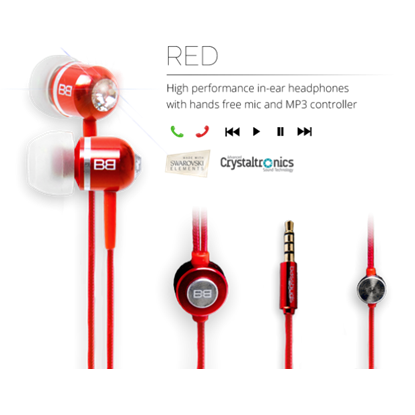 Picture of BassBuds Classic Collection